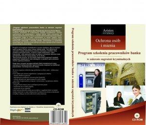 Zjęcie Aristos szkolenia dla pracowników banku, napady na banki, zagrożenia kryminalne, filmy dvd , e-learning